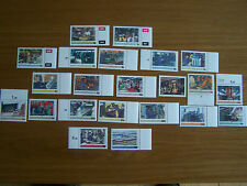 BOPHUTHATSWANA 1985,DEFINITIVE SET, 22 VALS, COMPLETE.U/MINT...EXCELLENT.