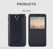 SAMSUNG GALAXY NOTE 3 NEO (N7505) 100% Original Nillkin Leather Flip Cover Case