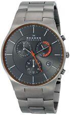 Skagen SKW6076 Men's Aktiv Balder Men's Titanium Link Chronograph Watch