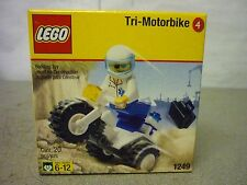 Lego 1249 Tri-Motorbike New Sealed Retired 1999 Town Shell Promo! Free shipping!