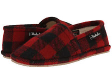 WOOLRICH SLIPPERS CHATHAM CHILL PLAID Indoor Outdoor House shoes NWT Men Size 12