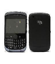 FULL BODY HOUSING PANEL FACEPLATE for BLACKBERRY CURVE 3G 9330 9300