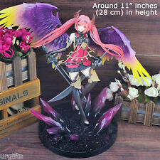 Rage of Bahamut Dark Angel Olivia 1/8 Sexy PVC Action Figure Statue 3D Model RED