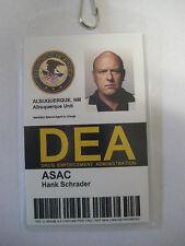 Breaking Bad - ASAC Hack Schrader Prop  ID Badge