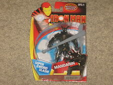"Marvel Iron Man Armored Adventures MANDARIN Action Figure 3.75"" Universe Sealed"