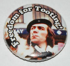 Freedom for Tooting Button Badge 25mm / 1 inch Citizen Smith Wolfie Retro TV