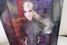 The Barbie Look City Shopper Black Label Barbie Doll