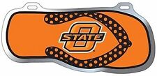 OSU OKLAHOMA STATE COWBOYS  FLIP FLOP LICENSE PLATE / CAR TAG
