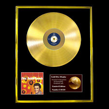 ELVIS PRESLEY GOLDEN RECORDS  CD  GOLD DISC FREE P+P!!