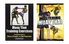 Muay Thai Instructional Book and DVD - Mixed Martial Arts - Free Shipping