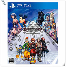 PS4 Kingdom Hearts HD 2.8 Final SONY Square Enix RPG Games