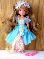 LADY LOVELY LOCKS BALLERINA MAIDEN FAIRHAIR BY MATTEL 1988 EXCELLENT & COMPLETE