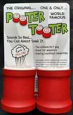 The Original  Pooter Tooter 2 Pack SPECIAL for $18.49 Ultimate Fart Gag