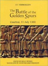 Warfare in History: The Battle of the Golden Spurs (Courtrai, 11 July 1302) :...