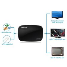 Quad Core Android4.4.4 TV Streaming Box Media Player 1080P Wifi HDMI XBMC Youtub