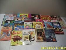 Lot of 25 Kids Books, Fairy Bell, Scarlett Letter, Minecraft mods, Lebron James