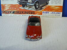 DINKY TOYS  ANCIEN  VOITURE COUPE VOLKSWAGEN KARMANN GHIA  référence 24 M