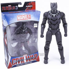 MARVEL - CAPTAIN AMERICA: CIVIL WAR - PANTERA NEGRA / BLACK PANTHER FIGURE 16cm