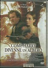 DVD Come Harry divenne un albero