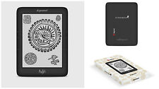 "android ereader 6"" touch screen back light 8Gb wi-fi Play Market inside"