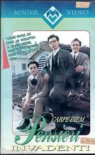 PENSIERI INVADENTI - Carpe Diem (1991) - VHS Minerva Video - M. Angeloni Pavese