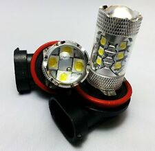 H11 PGJ19-2 80W CREE HIGH POWER LED FRONT FOG CAR XENON WHITE BULBS E