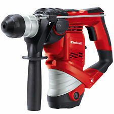 Einhell Martello perforatore trapano SDS-Plus incl. 12-pz. Punta Set scalpello