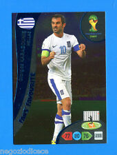 [GCG] ADRENALYN XL BRASILE 2014 Panini - Figurina-Sticker - KARAGOUNIS - HELLAS