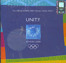 Unity : Official Athens 2004 Olympic Games Album (CD)