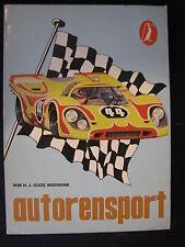 Alken Reeks #621 Book Autorensport, Wim Oude Weernink (Nederlands) (F1BC)