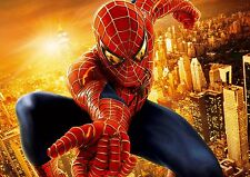 SPIDERMAN A3 RE POSITIONAL FABRIC POSTER 2