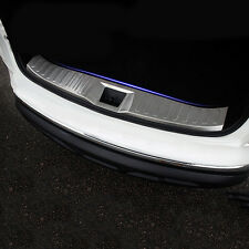 Stainless Steel Rear Bumper Cargo Protector Sill Pl  For 2015-2017 Nissan MURANO