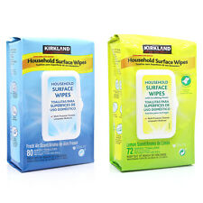 Kirkland Signature Household Surface Wipes 2 Pack