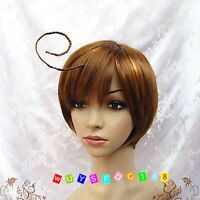 cosplay Axis Powers Hetalia APH South Italy Lovino Vargas wig + Wig cap NO:270