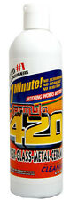 Formula 420 1 Minute Pipe Cleaner Original Pyrex Metal Glass 12 oz NEW - ON SALE