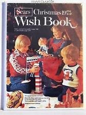"SEARS CHRISTMAS WISH BOOK 1975 2"" x 3"" Fridge MAGNET VINTAGE NOSTALGIC"