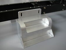 Custom L&R Pair Aluminum Side Step Mount Bracket Tamiya 1/14 King Knight Hauler