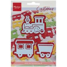 "Marianne Design Creatables Dies ~ Train LR0308, Up To 2.125""X1.5"" ~ NIP"