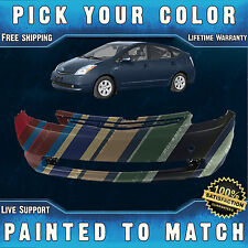 NEW Painted To Match - Front Bumper Cover Fascia for 2004-2009 Toyota Prius