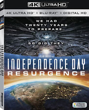 Independence Day 2: Resurgence (ID4)(4K Ultra HD)(UHD)(Atmos)