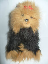 NWT TY BEANIE BABY YAPPER - YORKSIRE TERRIER DOG