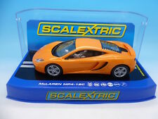 C3200 Scalextric McLaren MP4-12C, mint boxed