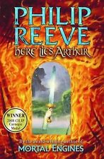 Here Lies Arthur, Philip Reeve, New Book