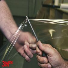 3m ™ 3m helicopter bike frame paint protection tape / vinyl 1mtr x 200mm (20cm) 8 ""