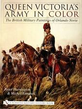 Queen Victoria's Army in Color: The British Military Paintings of-ExLibrary