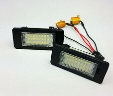 LED NUMBER PLATE LICENSE PANEL MODULE LAMP fit SEAT IBIZA / ST 2009  -