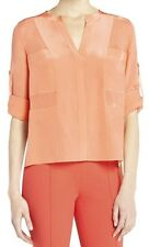 "BCBG NWT ""Gael"" Nectar Party Shirt Top New XS  RXI1O953"