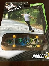 TECH Deck TD Cruiser Sector 9 Longboard  Finger Skateboards  X Concepts NEW