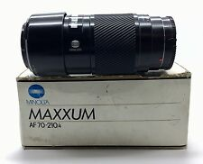 Minolta Sony AF Maxxum 70-210mm f4 Beercan Lens-Guaranteed+Free Shipping!