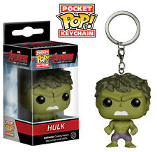 Funko Pocket Pop Keychain Marvel Avengers Age Of Ultron: Hulk Action Figure Toy